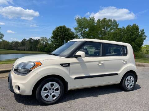 2013 Kia Soul for sale at LAMB MOTORS INC in Hamilton AL
