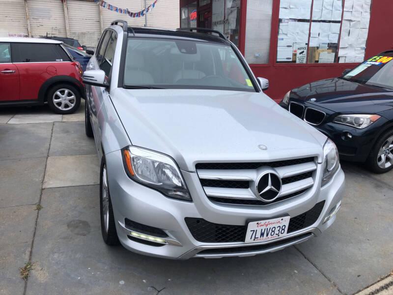 2014 Mercedes-Benz GLK for sale at Excelsior Motors , Inc in San Francisco CA