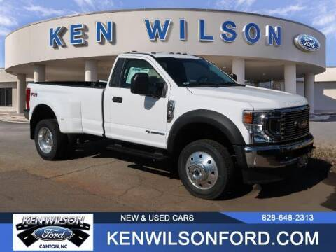 2021 Ford F-450 Super Duty for sale at Ken Wilson Ford in Canton NC
