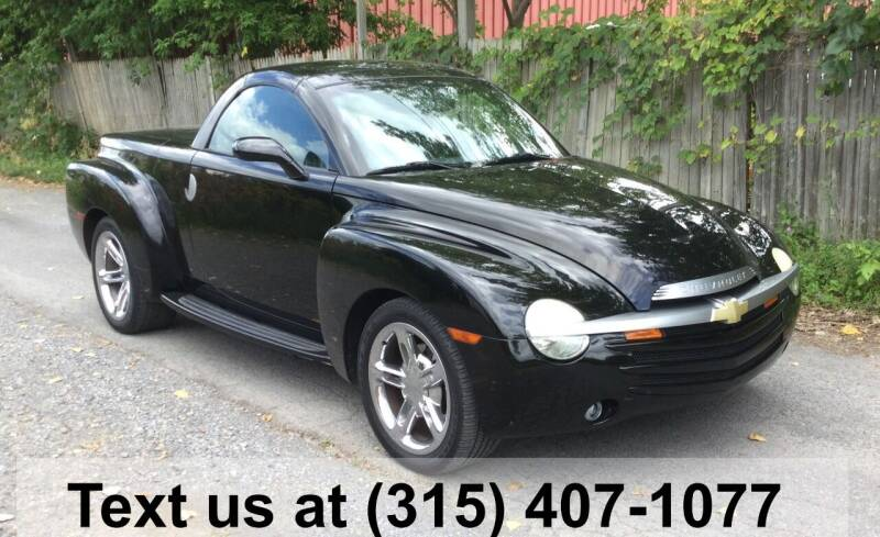 2005 Chevrolet SSR for sale at Pete Kitt's Automotive Sales & Service in Camillus NY