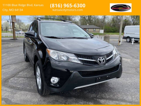 2013 Toyota RAV4 for sale at Kansas City Motors in Kansas City MO