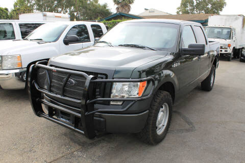 2014 Ford F-150 for sale at Mission City Auto in Goleta CA