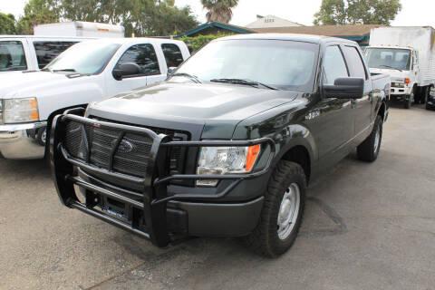 2014 Ford F-150 for sale at Mission City Auto in Goleta CA