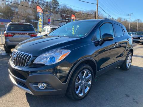 2013 Buick Encore for sale at Ultra 1 Motors in Pittsburgh PA