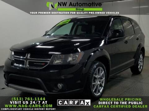 2015 Dodge Journey for sale at NW Automotive Group in Cincinnati OH