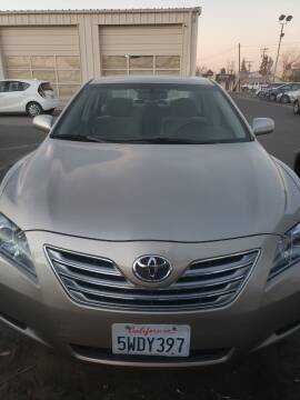 2007 Toyota Camry Hybrid for sale at Thomas Auto Sales in Manteca CA
