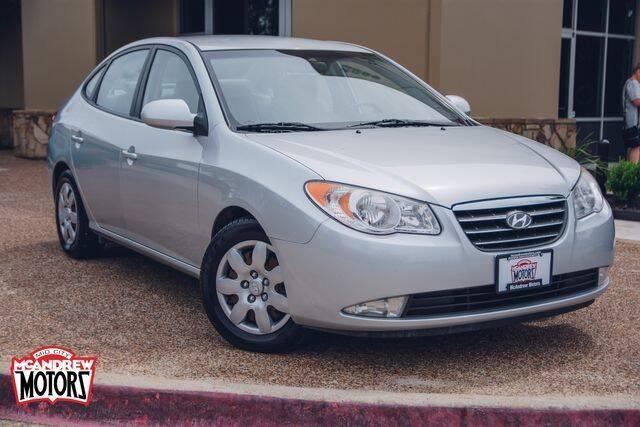 2008 Hyundai Elantra for sale at Mcandrew Motors in Arlington TX