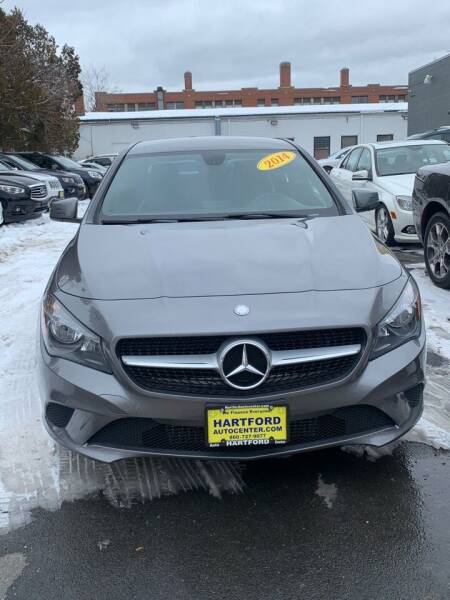 2014 Mercedes-Benz CLA for sale at Hartford Auto Center in Hartford CT