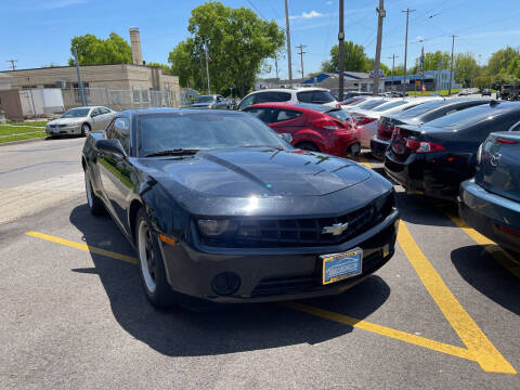 2012 Chevrolet Camaro for sale at Ideal Cars in Hamilton OH
