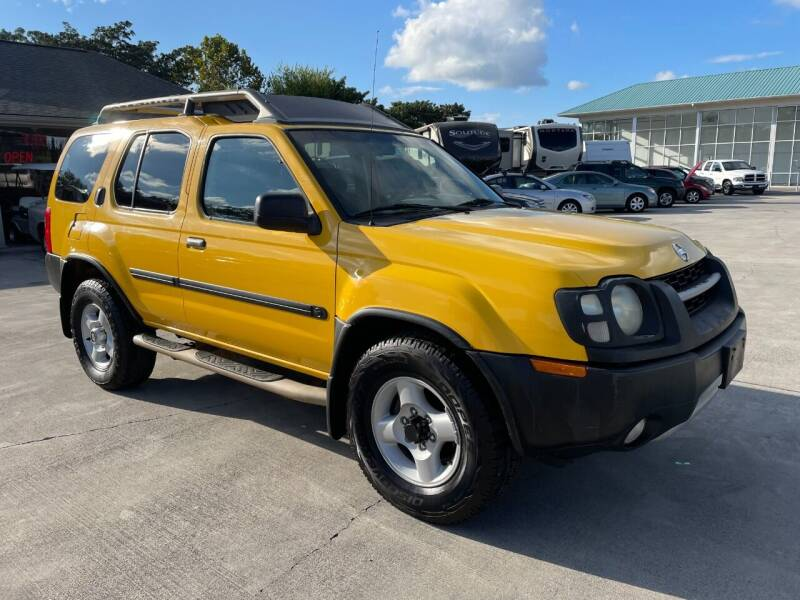 2002 Nissan Xterra for sale at Autoway Auto Center in Sevierville TN