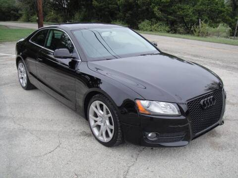 2010 Audi A5 for sale at Coleman Auto Group in Austin TX