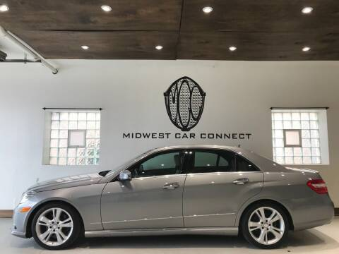 2013 Mercedes-Benz E-Class for sale at Midwest Car Connect in Villa Park IL