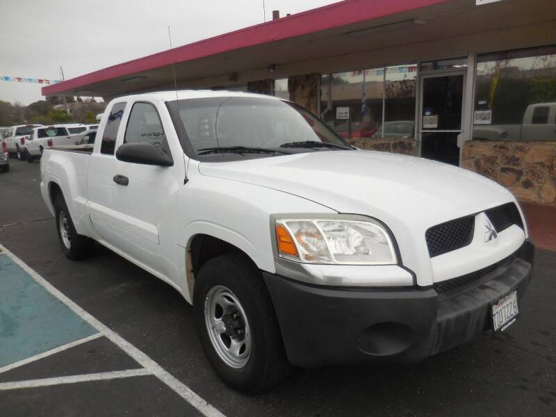 2006 Mitsubishi Raider for sale at Auto 4 Less in Fremont CA