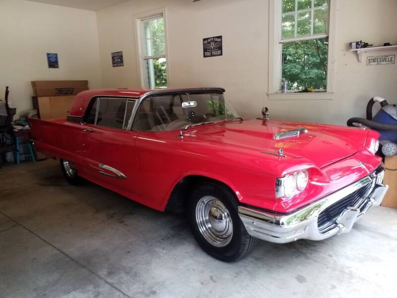 1959 Ford Thunderbird for sale at Lister Motorsports in Troutman NC