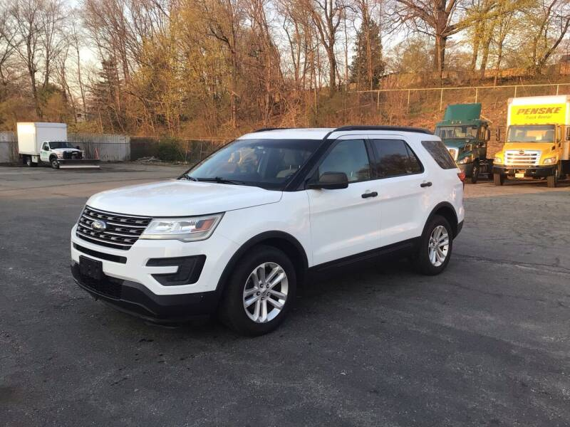 2016 Ford Explorer for sale at United Motors Group in Lawrence MA