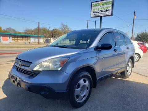 2008 Honda CR-V for sale at Shock Motors in Garland TX