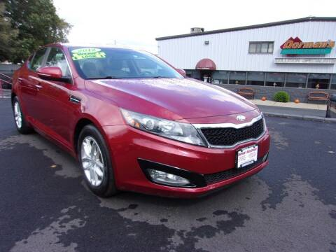 2012 Kia Optima for sale at Dorman's Auto Center inc. in Pawtucket RI