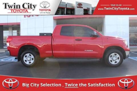 2010 Toyota Tundra for sale at Twin City Toyota in Herculaneum MO