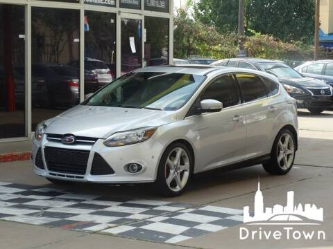2013 Ford Focus for sale at Drive Town in Houston TX