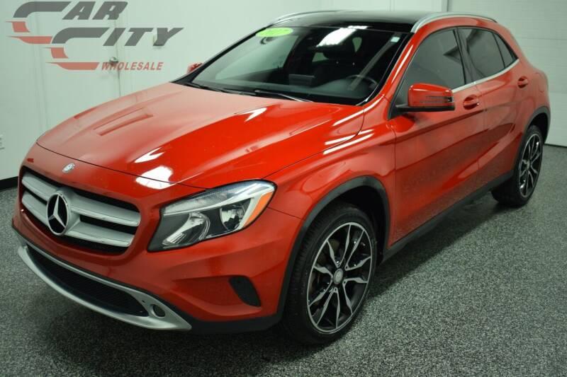 2017 Mercedes-Benz GLA for sale in Shawnee, KS