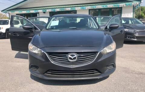 2016 Mazda MAZDA6 for sale at Morristown Auto Sales in Morristown TN