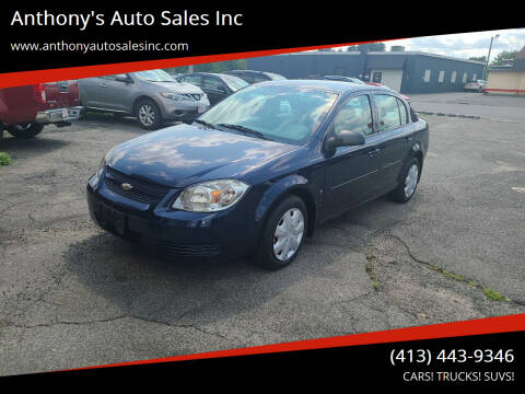 2008 Chevrolet Cobalt for sale at Anthony's Auto Sales Inc in Pittsfield MA