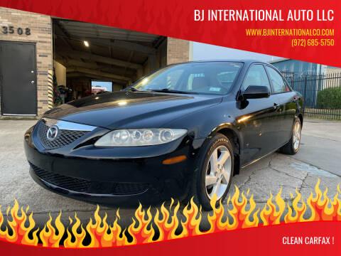 2003 Mazda MAZDA6 for sale at BJ International Auto LLC in Dallas TX