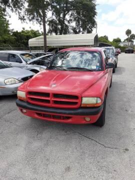 1997 Dodge Dakota for sale at Easy Credit Auto Sales in Cocoa FL