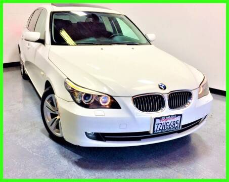2010 BMW 5 Series for sale at AMG Auto Sales in Rancho Cordova CA