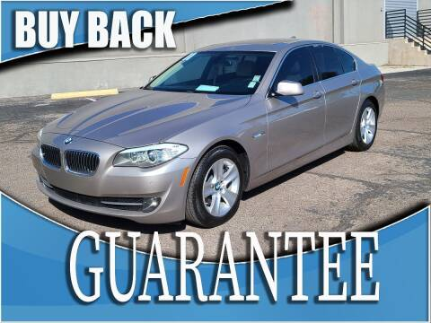 2011 BMW 5 Series for sale at Reliable Auto Sales in Las Vegas NV