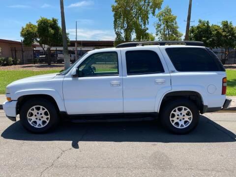 2002 Chevrolet Tahoe for sale at Premier Motors AZ in Phoenix AZ