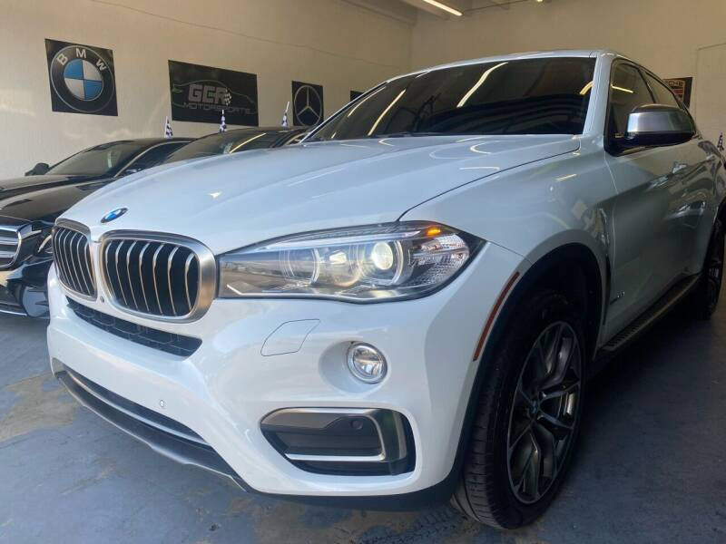 2016 BMW X6 for sale at GCR MOTORSPORTS in Hollywood FL