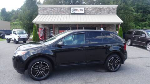 2014 Ford Edge for sale at Driven Pre-Owned in Lenoir NC