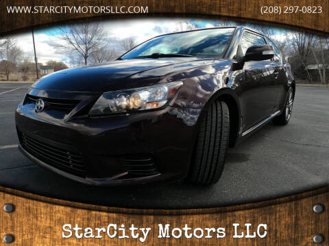 2011 Scion tC for sale at StarCity Motors LLC in Garden City ID