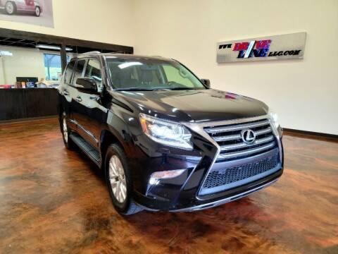 2017 Lexus GX 460 for sale at Driveline LLC in Jacksonville FL