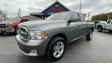 2009 Dodge Ram Pickup 1500 for sale at LUNA CAR CENTER in San Antonio TX