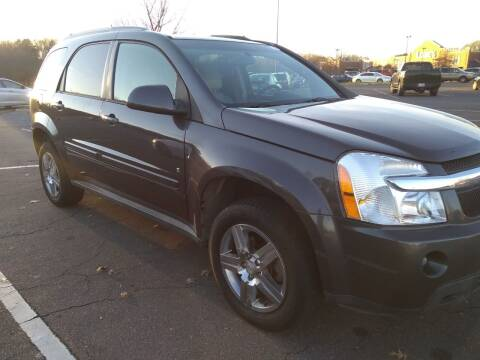 2007 Chevrolet Equinox for sale at Sparks Auto Sales Etc in Alexis NC