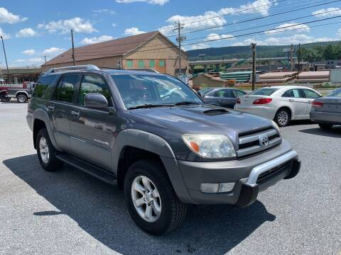 2003 Toyota 4Runner for sale at YASSE'S AUTO SALES in Steelton PA