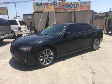 2014 Chrysler 300 for sale at DEL CORONADO MOTORS in Phoenix AZ