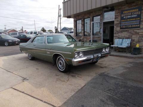 1969 Plymouth Fury for sale at Preferred Motor Cars of New Jersey in Keyport NJ