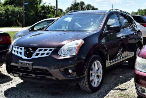 2012 Nissan Rogue for sale at PINNACLE ROAD AUTOMOTIVE LLC in Moraine OH