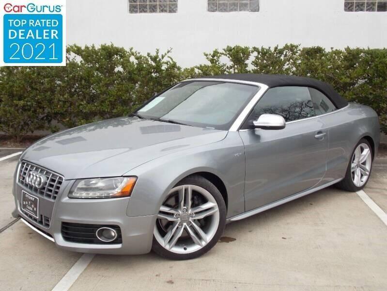 2011 Audi S5 for sale in Houston, TX