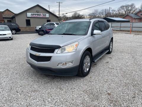 2010 Chevrolet Traverse for sale at Approved Automotive Group in Terre Haute IN