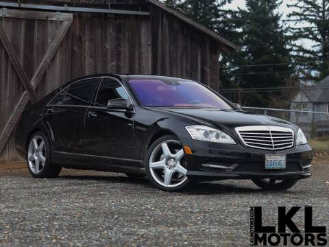 2011 Mercedes-Benz S-Class for sale at LKL Motors in Puyallup WA