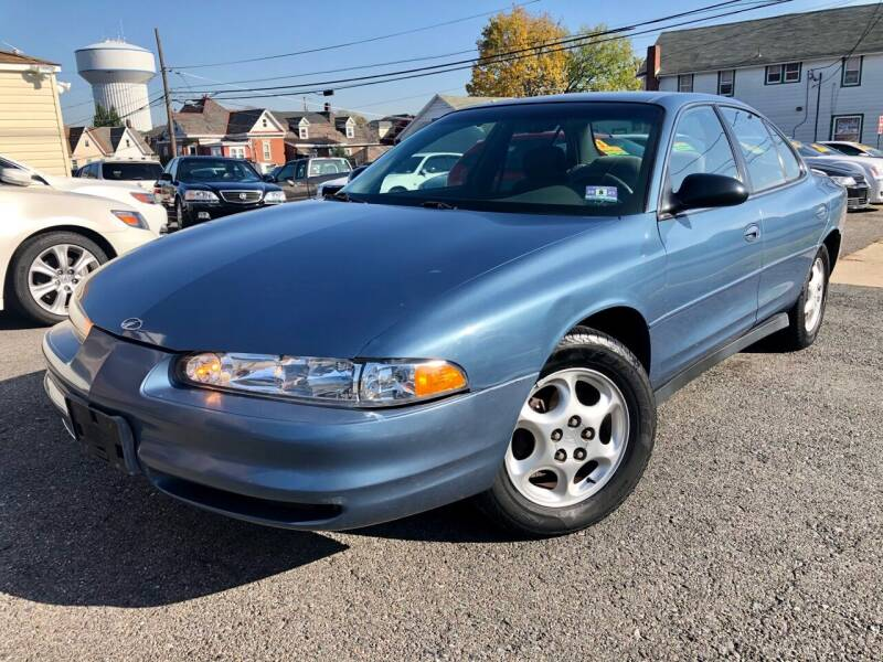 1999 Oldsmobile Intrigue for sale at Majestic Auto Trade in Easton PA