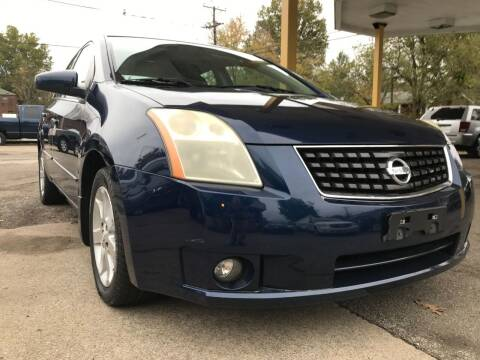 2008 Nissan Sentra for sale at King Louis Auto Sales in Louisville KY