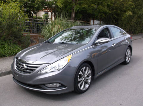 2014 Hyundai Sonata for sale at Eastside Motor Company in Kirkland WA