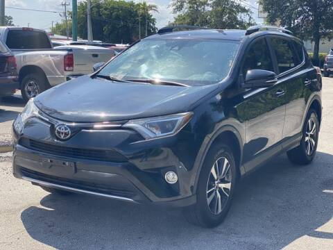 2018 Toyota RAV4 for sale at BC Motors in West Palm Beach FL