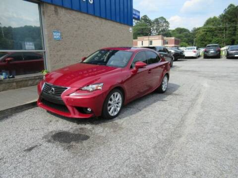 2015 Lexus IS 250 for sale at Southern Auto Solutions - 1st Choice Autos in Marietta GA