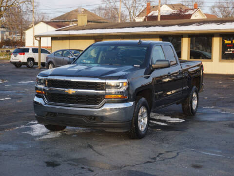 2018 Chevrolet Silverado 1500 for sale at Tom Roush Budget Westfield in Westfield IN